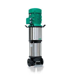 Wilo-Helix立式多级不锈钢离心泵系列