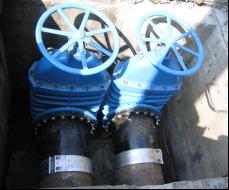 吉瑞普管连接器在水处理应用